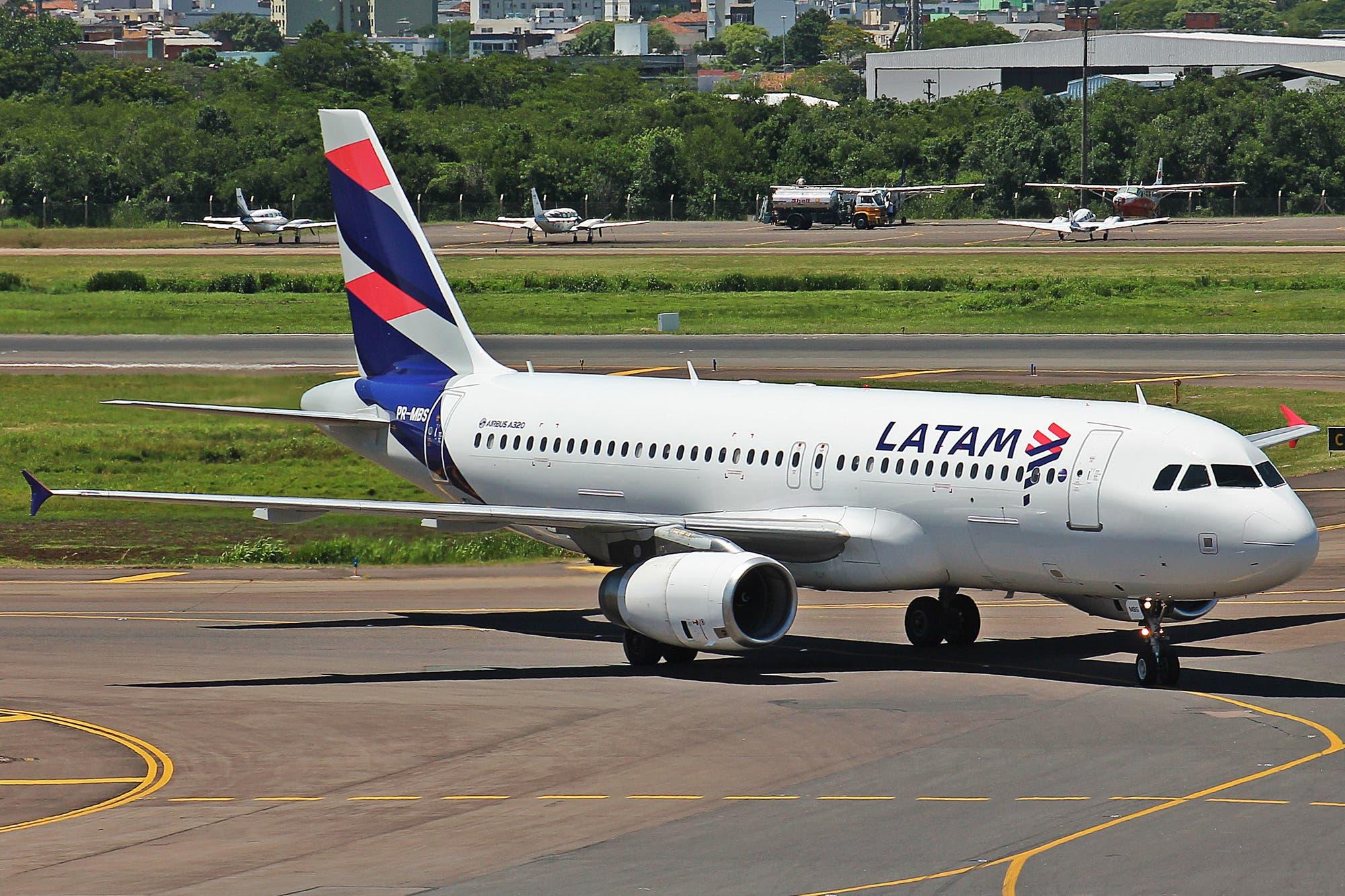 El Gobierno habilitó un pedido de Latam para formar una flota regional
