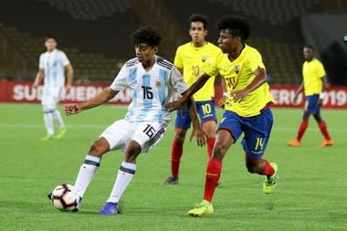 Argentina cayó 4 a 1 ante Ecuador, pero le alcanzó para ser campeón