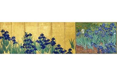 Van Gogh Plagio A Artistas Japoneses La Nacion