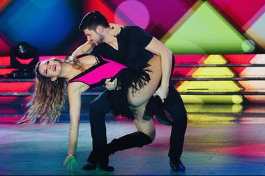 Yanina Screpante, debut y despedida en ShowMatch