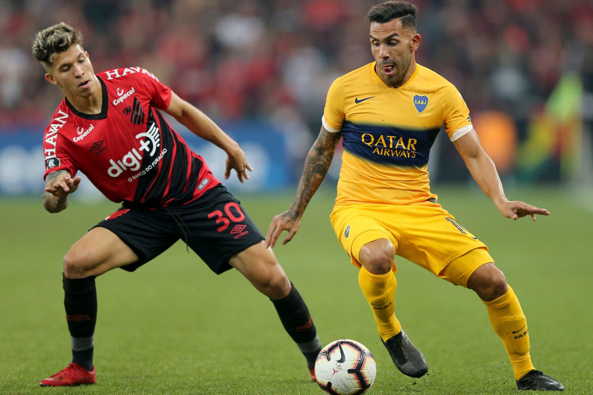 Boca-Paranaense, por la Copa Libertadores: el xeneize busca sellar la clasificación a cuartos