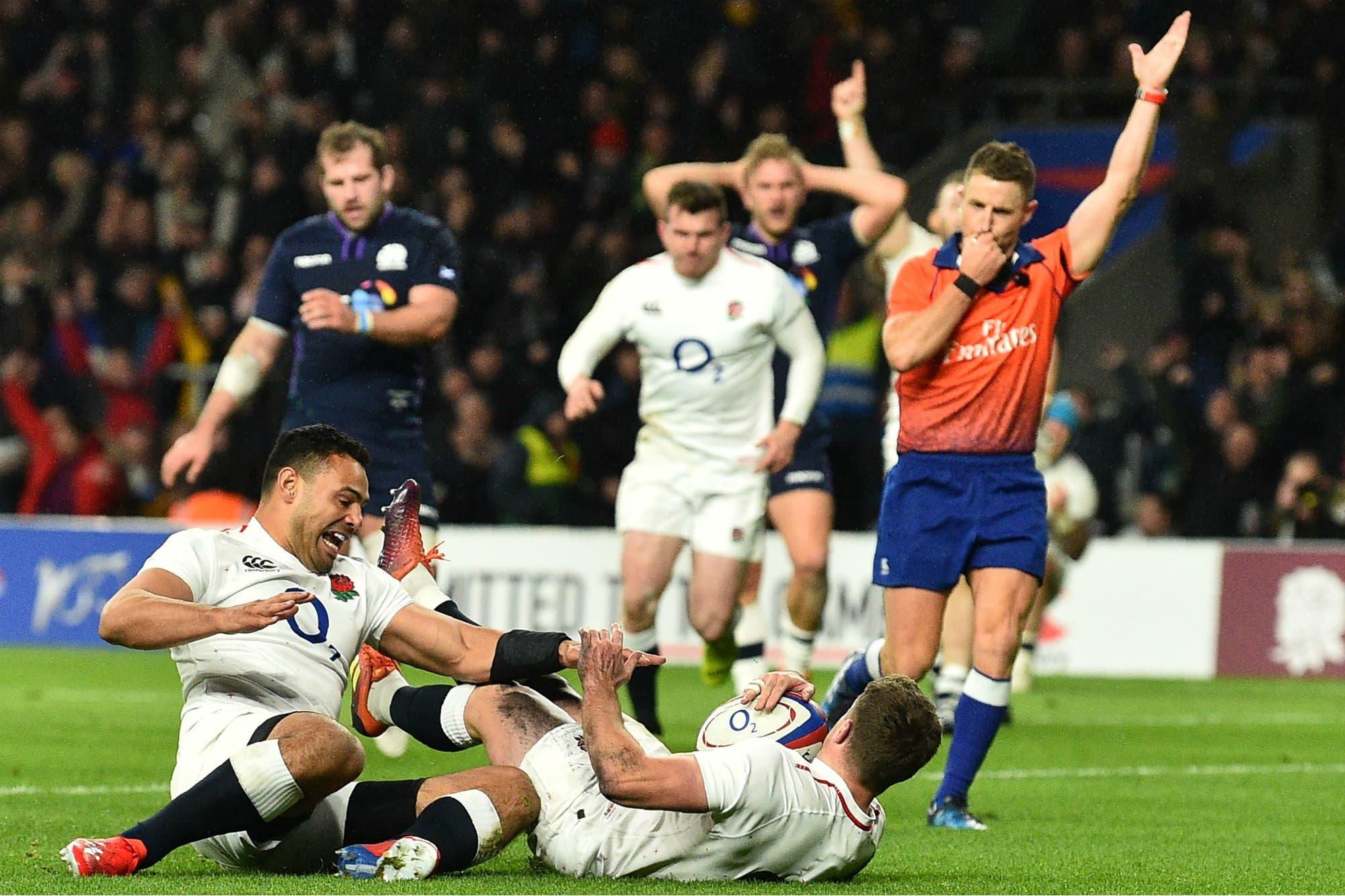 A falta de fútbol local, un sábado de superacción mundial en rugby