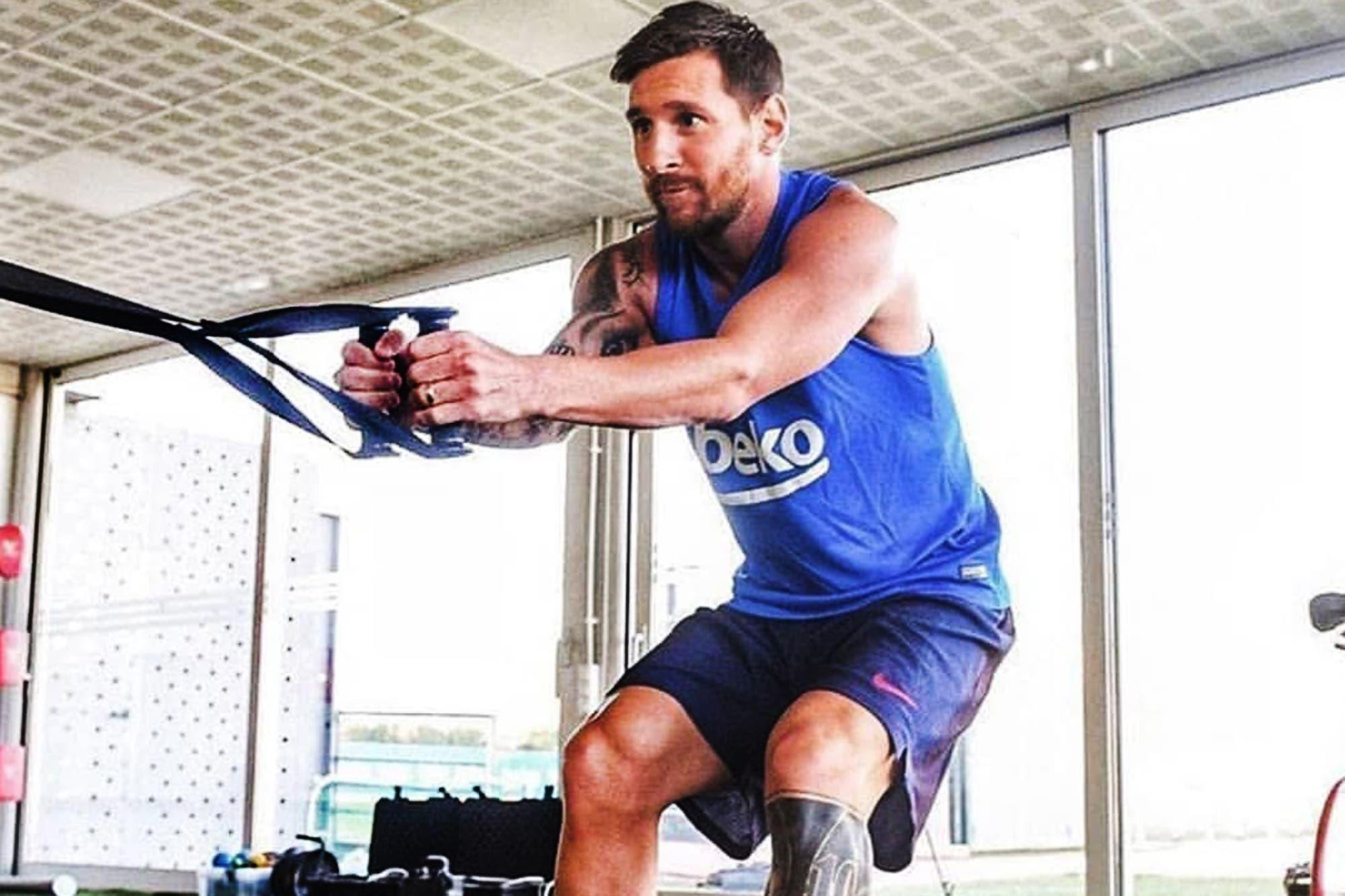 Lionel Messi mira de reojo a Antoine Griezmann y espera por su amigo Neymar: Barcelona late al ritmo del capitán