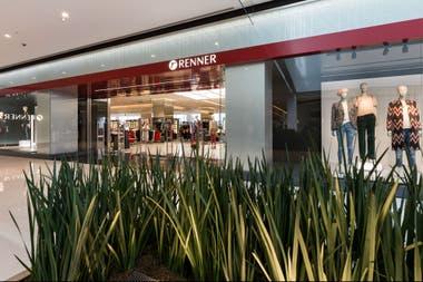 Una tienda de Renner en San Pablo, Brasil