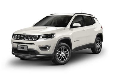 El Jeep Compass MY2020