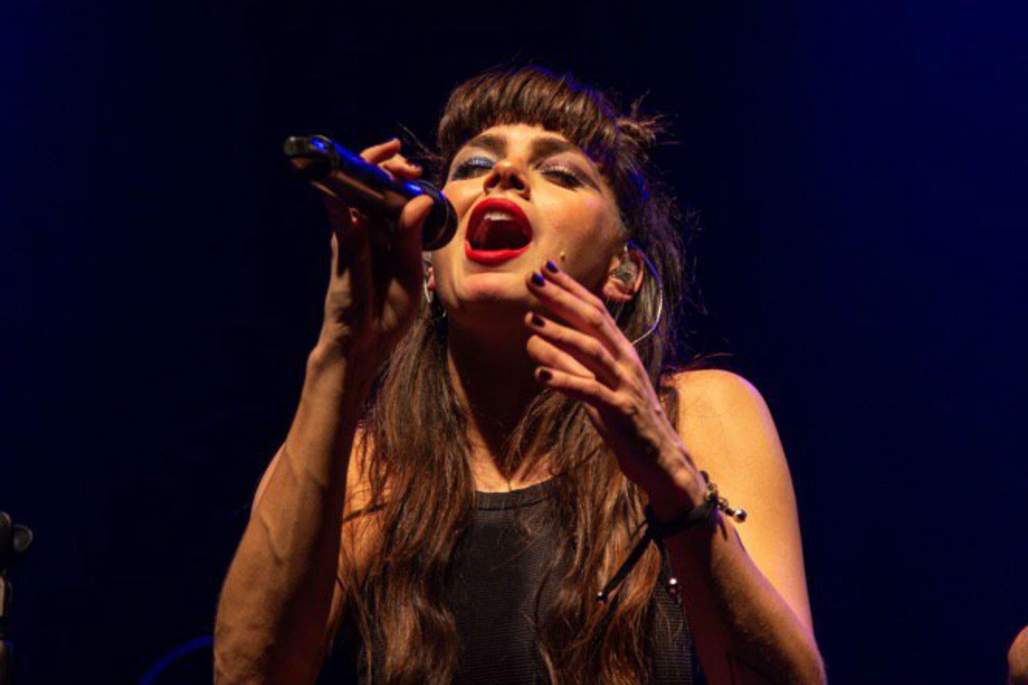 Un sábado a pura música: Natalie Pérez en Vorterix y Luciano Pereyra en el Luna Park hicieron delirar a sus fans