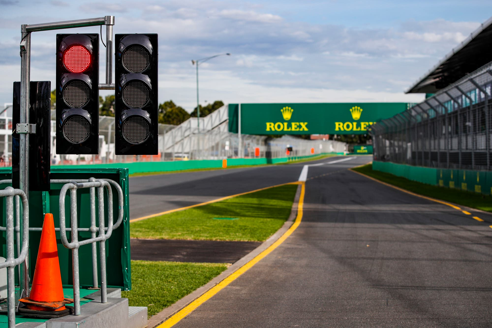 Coronavirus. La Fórmula 1 tampoco arranca: se canceló el Gran Premio de Australia