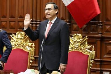 El presidente Martín Vizcarra inyectó US$10.000 millones en la economía peruana