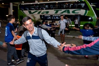 Cubas señala a Juan Pablo Vojvoda como uno de los mejores técnicos que tuvo en su carrera, también elogia al Vasco Arruabarrena, con el que fue campeón en Boca