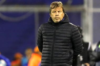 Ricardo Zielinski se convirtió en una marca registrada del fútbol argentino.