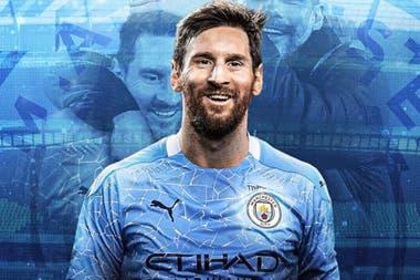 Manchester City fue el club apuntado para salir