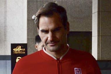 Roger Federer se aunó a la advertencia de Nadal en Twitter; el suizo y el español forman un frente en oposición a Djokovic en la cuestión institucional.