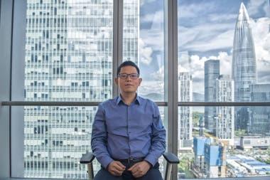 Li Bingzhong, preside Realme, que junto con Oppo, Vivo y OnePlus son parte del conglomerado BBK