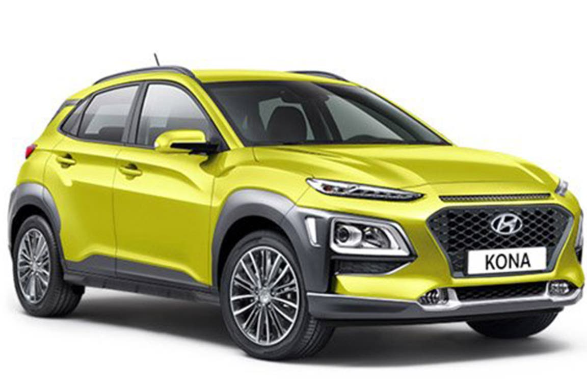 El Hyundai Kona