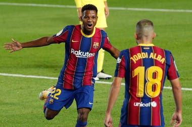 Ansu Fati, la nueva joya de Barcelona, y su historia de superación