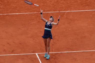 Nadia Podoroska, hasta hace unos días, nunca había jugado un main draw de Roland Garros, pero este jueves disputará las semifinales del Grand Slam parisiense.
