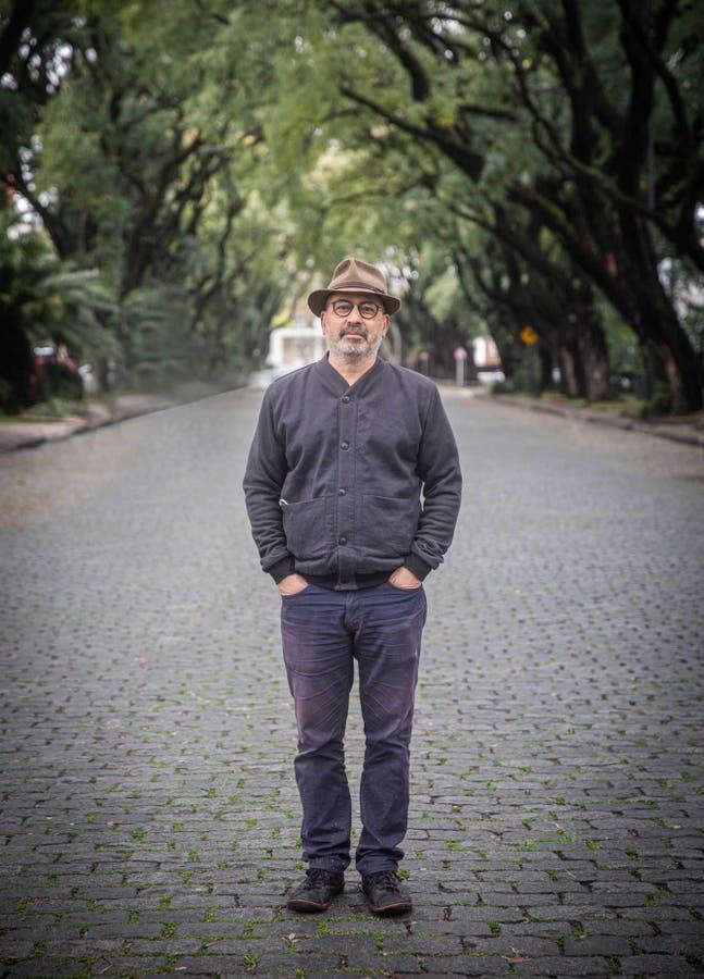 El próximo proyecto documental de Andrés será en torno a Borges.