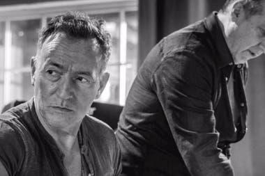 Bruce Springsteen en el documental que retrata la grabación de su más reciente disco