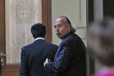 José Luis Manzano, exfuncionario del menemismo y actual empresario, tuvo algunos negocios con Joe Biden