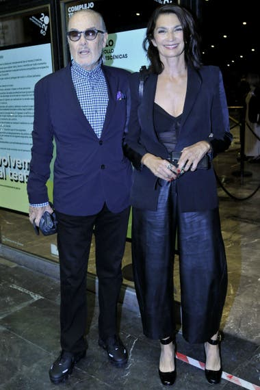 Gino Bogani y Mariana Arias, impecables para ver Happyland