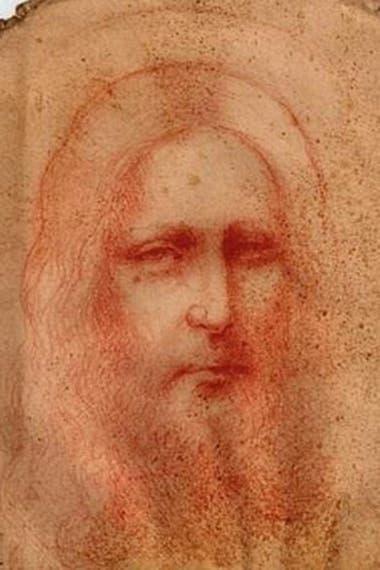 """Dicen que es verdadero """"Salvator Mundi"""" Leonardo"""
