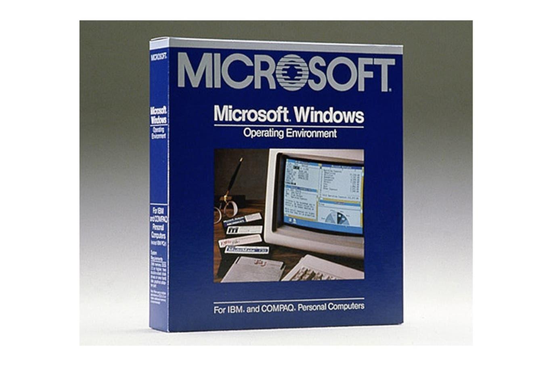 Windows cumple 35 años desde su primera versión