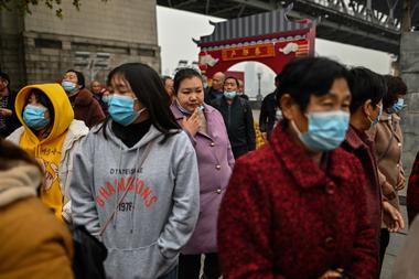 Medios oficiales del gigante asiático informan que los datos no son ciento por ciento seguros