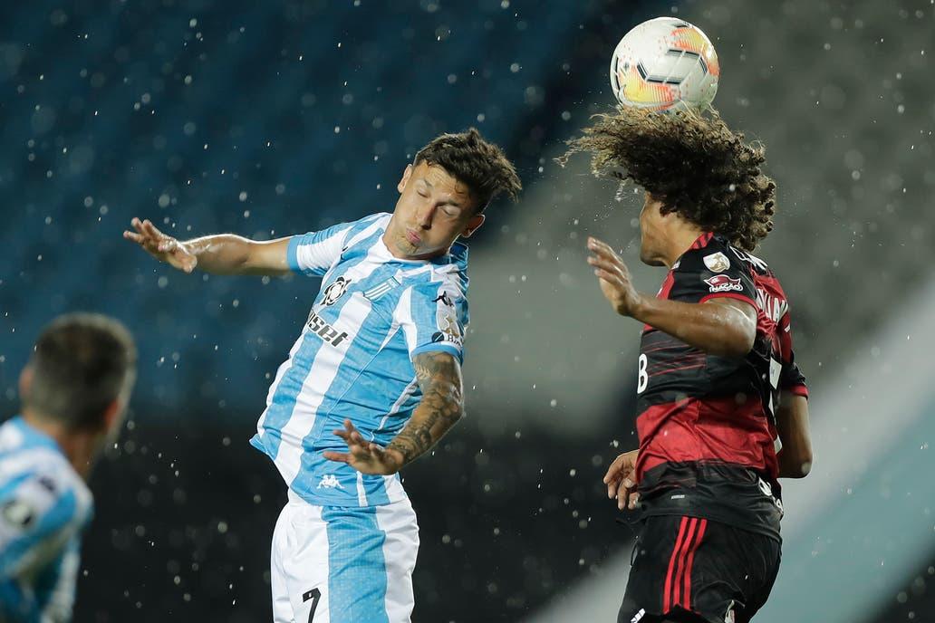 Racing-Flamengo: la Academia busca sorprender al campeón en los octavos de  final de la Copa Libertadores - LA NACION