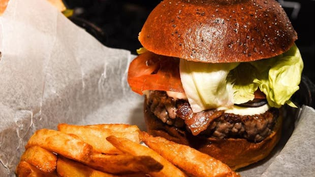 La hambruguesa de Big Sur