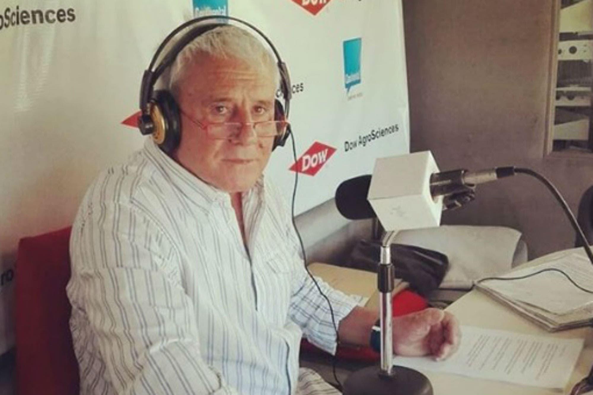 Fernando Bravo, indignado porque Cristina Kirchner no va a Casa Rosada
