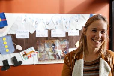 Constanza Polloni, directora del Norbridge