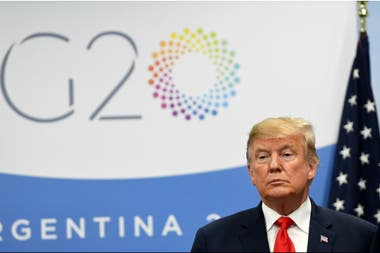 Trump is one of the main protagonists of the G20 summit