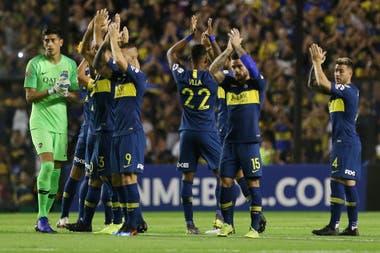 Una noche ideal para Boca en cuanto a los números: goleada y aspiraciones de primer puesto en el grupo de la Libertadores