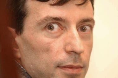 """El asesino Luis Fernando Iribarren, a quien las señales de noticias apodaron """"El carnicero de Giles"""""""