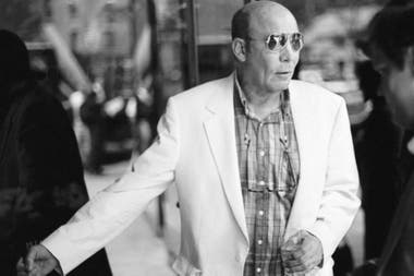 Hunter S. Thompson en noviembre de 1998