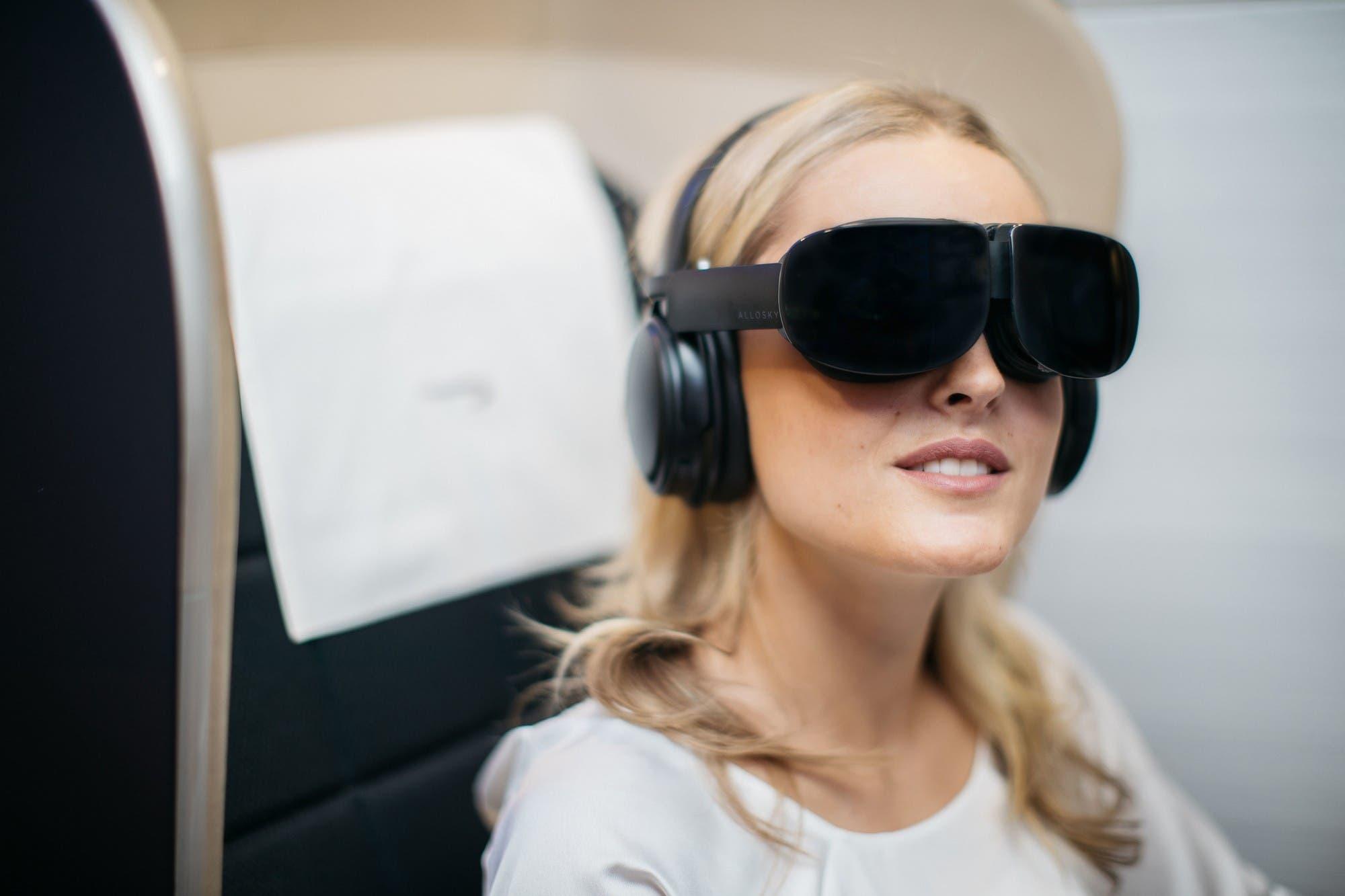 British Airways comenzará a ofrecer visores de realidad virtual en sus vuelos