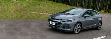 Chevrolet Cruze, la era del wifi a bordo