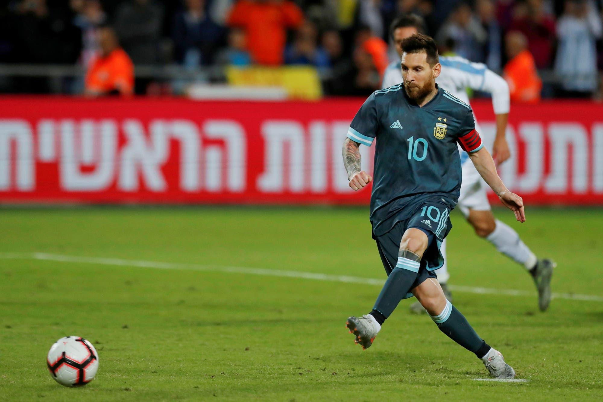 La Argentina demostró que no tira la toalla tan fácil: los goles de Agüero y Messi para un empate agónico