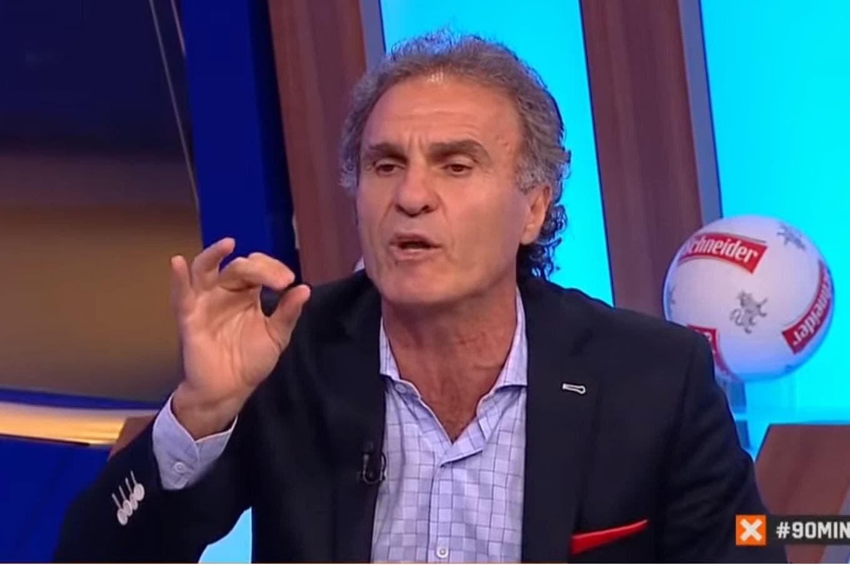 """Ruggeri, sobre la derrota de River: """"Después de los 80 minutos, no se juega más al fútbol"""""""