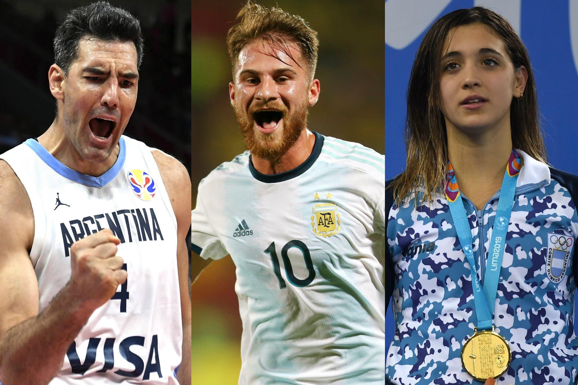 Juegos Olímpicos: quiénes son los atletas argentinos que ya están clasificados para Tokio 2020
