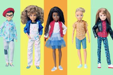 La nueva línea de muñecas busca la diversidad. Fuente: Mattel.