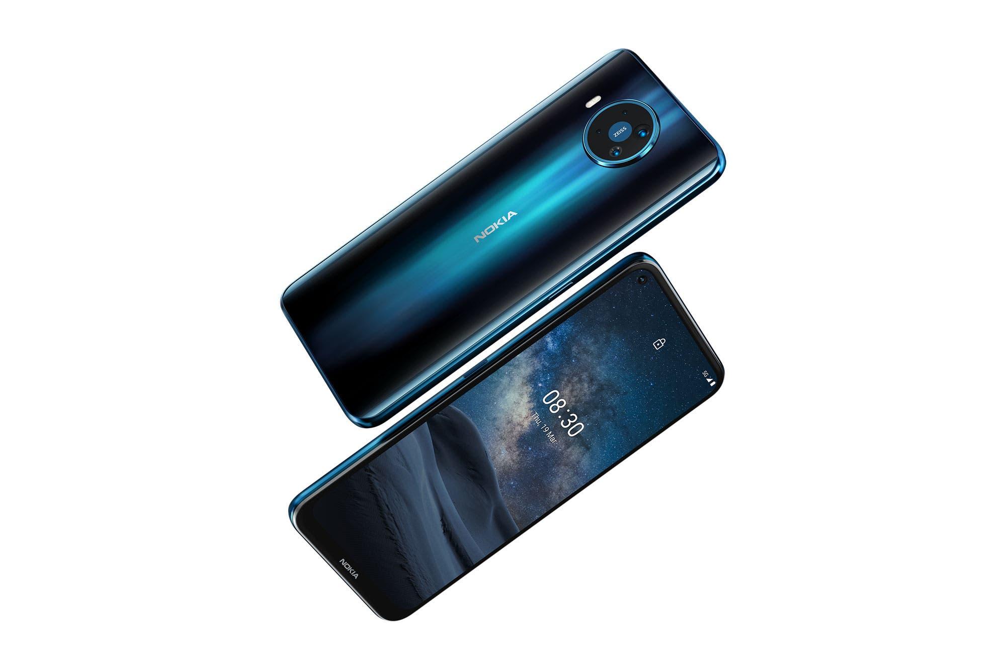 Nokia presentó su nueva línea de teléfonos con un modelo 5G y el regreso del clásico 5310