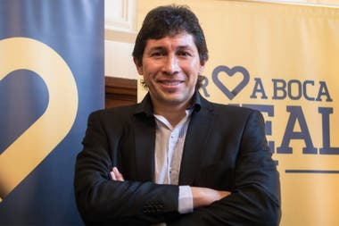 Jorge Bermúdez: el Patrón también se hace escuchar