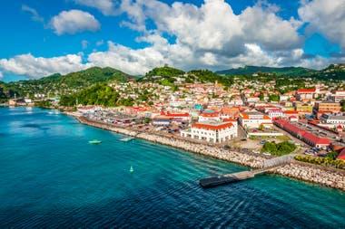 Granada, que forma parte de las Antillas Menores en el Mar Caribe, no reporta casos de Covid-19