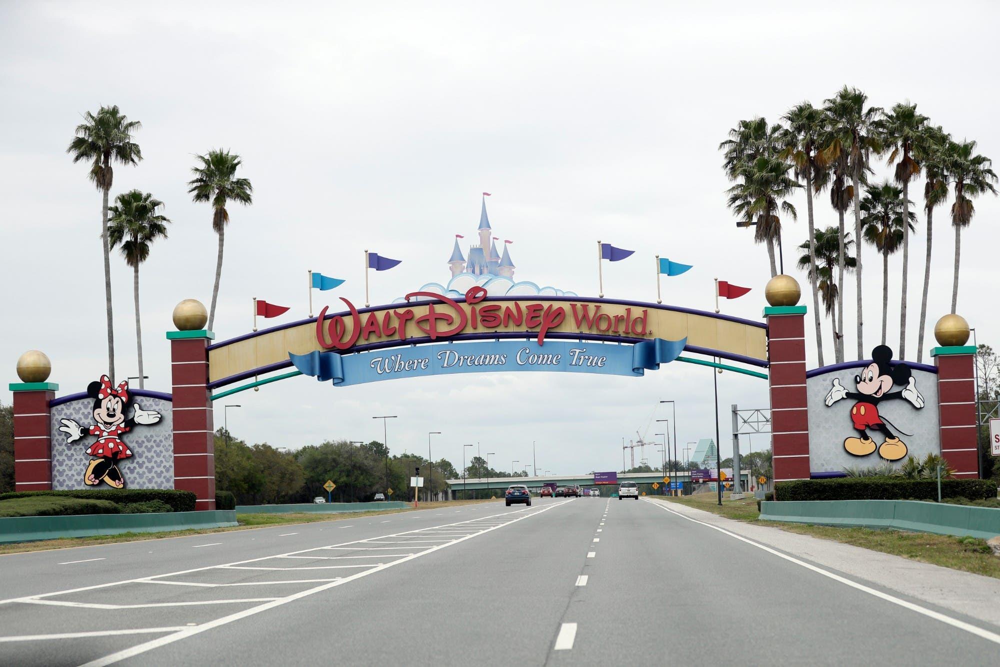 Coronavirus: Disney World suspende sin goce de sueldo a 43.000 empleados