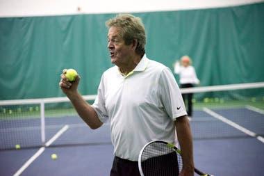 A los 74 años, Gorman está radicado en Atlanta, donde sigue disfrutando del tenis, pero más del golf.