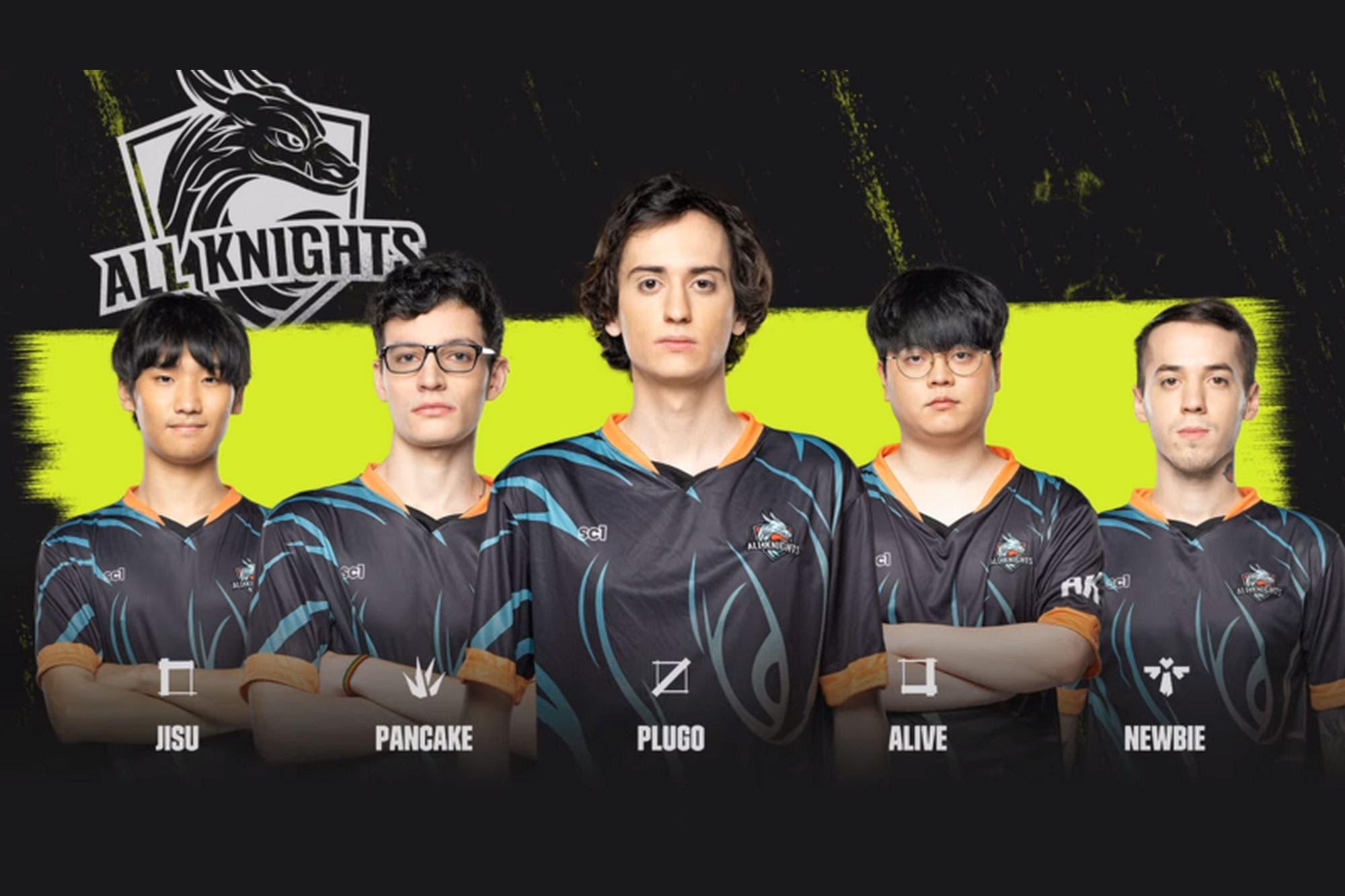 Con toque argentino: All Knights se coronó campeón de America de League of Legends
