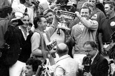 Coronel Suárez, pero jugando por la Argentina: ganó la Copa de las Américas en 1979 y 1980