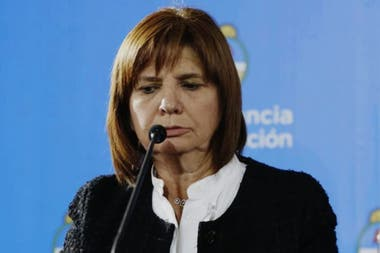 Patricia Bullrich, presidenta de Pro