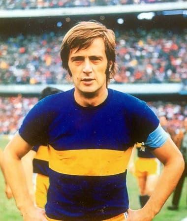 """Un símbolo de Boca: Silvio Marzolini, considerado el mejor """"3"""" en la historia xeneize"""